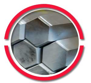 ASME SB 276 F60 Duplex Steel Hex Bar