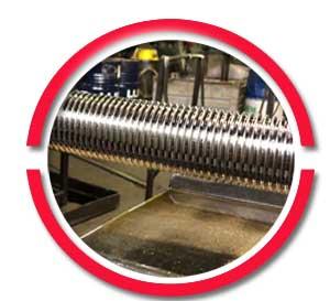 DIN 1.4307 Threaded Rod