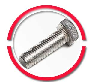 DIN 2.4819 Hex Bolts