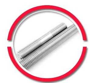 DIN 2.4856 Threaded Rod