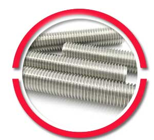 Duplex Steel 2205 Threaded Rod