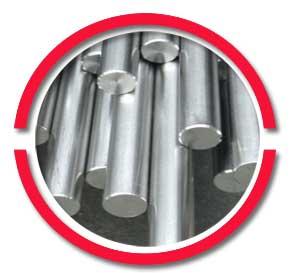 F51 Duplex Steel Solid Round Bar
