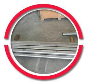 Inconel 625 hot rolled steel round bar