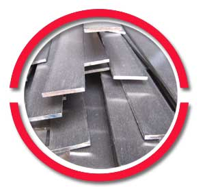 Inconel 718 flat bar 50x40x7 meter