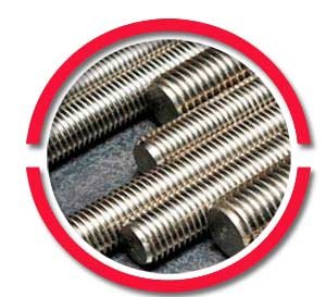 Inconel 718 Stud Bolts