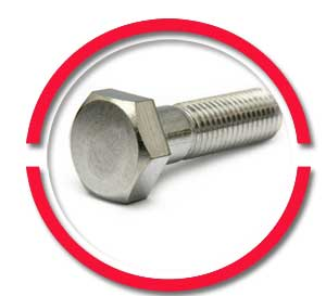 Nickel Alloy 400 Hex Bolt