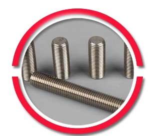 Nickel Alloy C276 Threaded Rod
