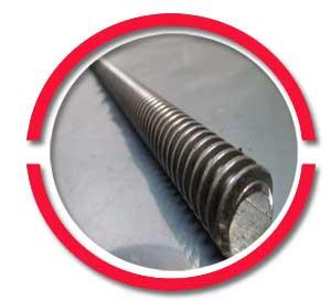 ASTM A105 Carbon Steel Threaded bar