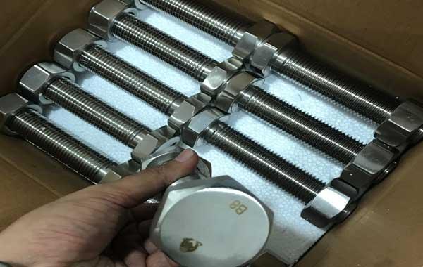 ASTM A193 B8 Bolts