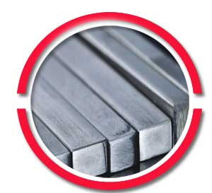 ASTM A276 SS 316L Square Bar