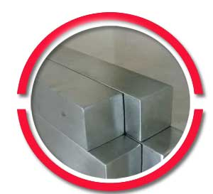 ASTM A276 SS 440C Square Bar