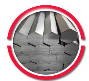 ASTM A276 Stainless Steel Hex Bar