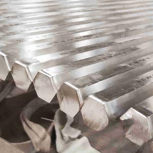 ASTM A276 UNS S41600 Hex Bar