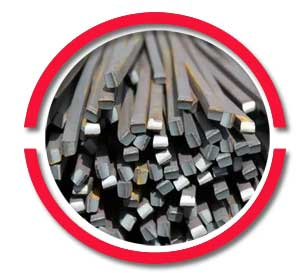ASTM A105 Carbon Steel Square bar