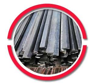 ASTM A105 Carbon Steel Triangle bar