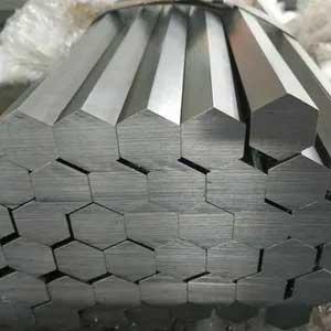 Metric SS Hexagonal Rod
