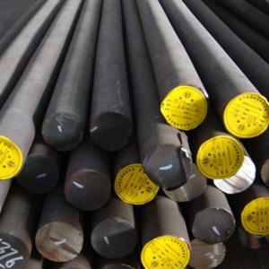 Stainless Steel Black Round Bar